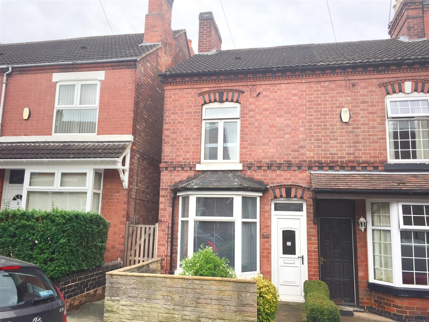 3 Bedrooms Terraced House for sale in Frederick Street, Burton-On-Trent